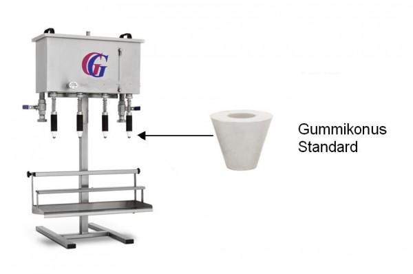 Gebhardt - Gummikonus Standard