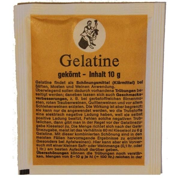gelantine_gekörnt