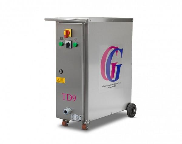 Gebhardt - Dampferzeuger TD-Serie